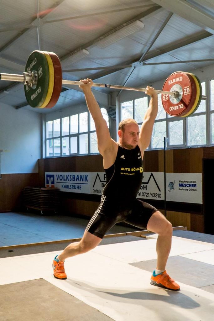 Anfängerkurs Gewichtheben