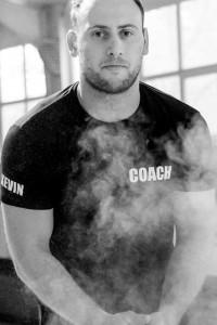 Coach Kevin Schweizer